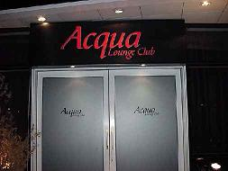 Acqua Lounge Club
