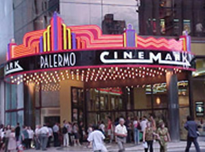 Cinemark 10 Palermo